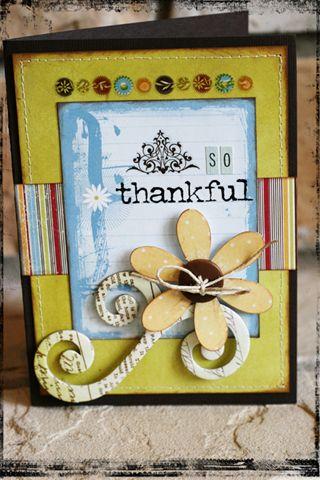 Thankful card 1