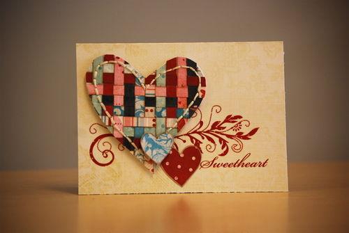 Allison Davis vday card