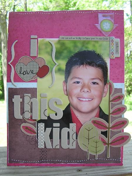 Vicki I love this kid