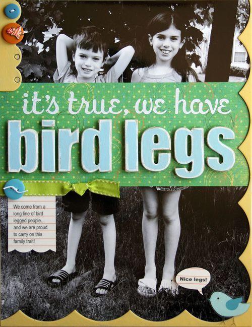 Bird-Legs