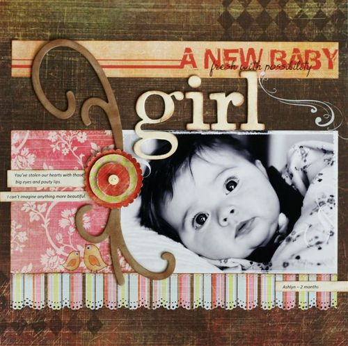 Greta A New Baby Girl