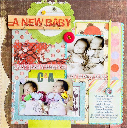 Liana A new baby