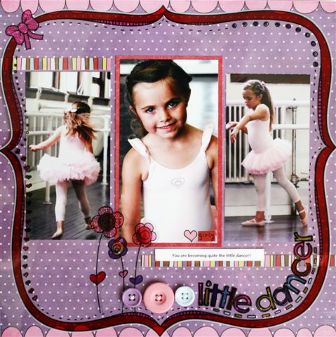 Greta Little Dancer