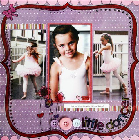 Greta Little Dancer