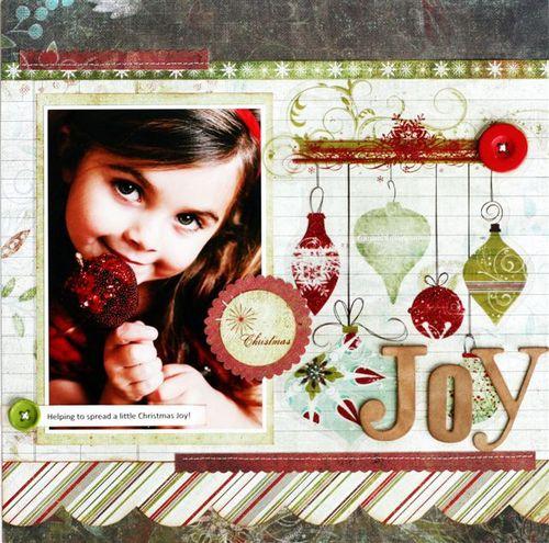 Greta Christmas Joy
