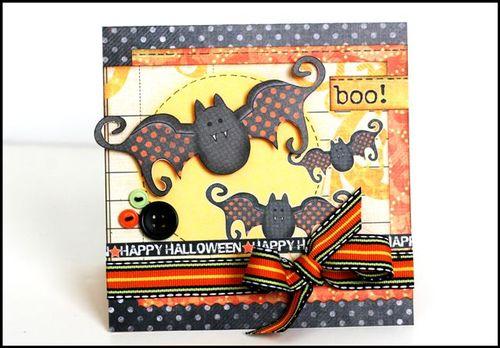 Greta Boo! card