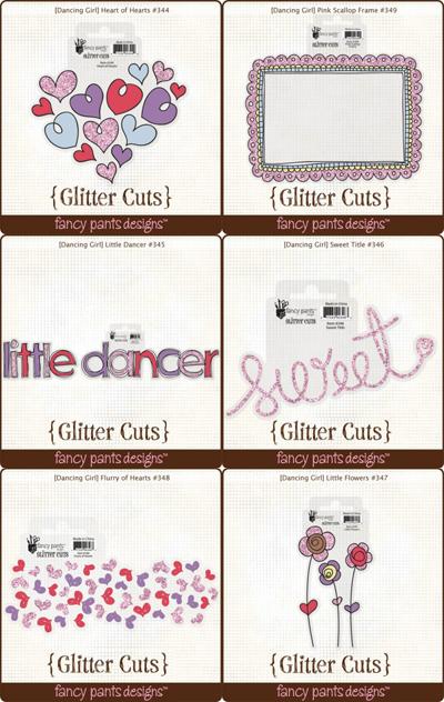 DancingGirlGlitterCuts