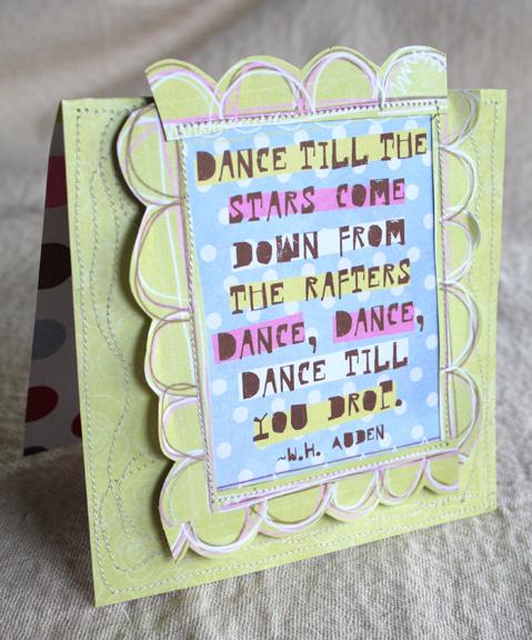 Amy DanceCard