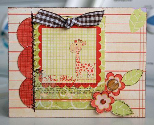 Brenda baby-card