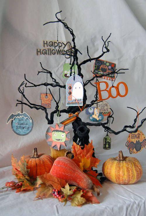 Brenda Halloween-tree