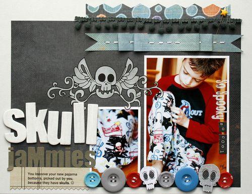 Skull-Jammies