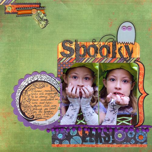 Kay spooky