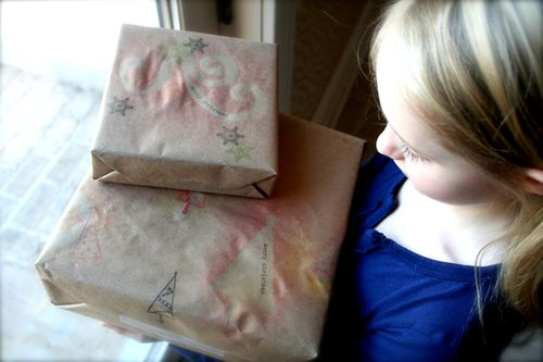 HattieWithPackages