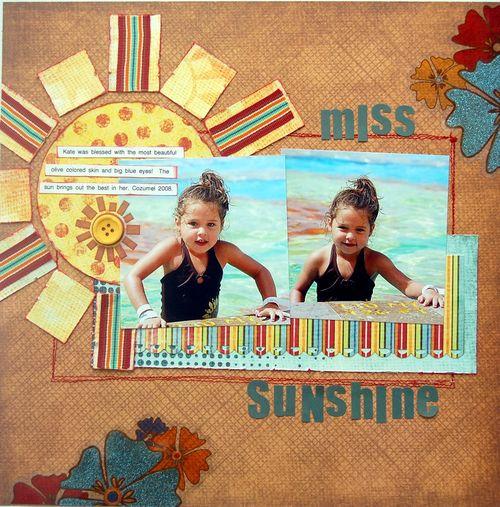 Brenda miss sunshine
