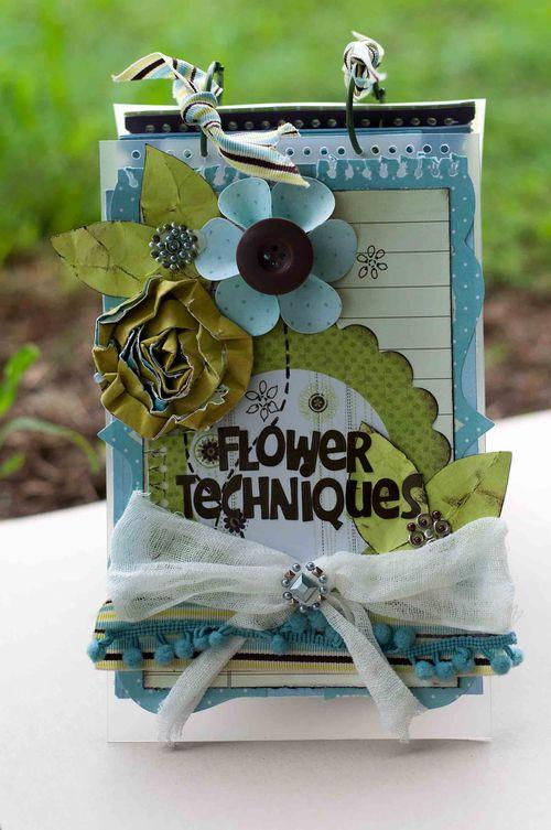 Flower-techniques