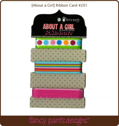 About A Girl Ribbon