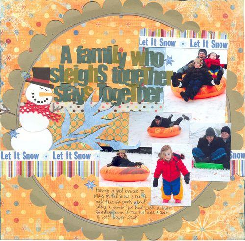 Staci sleighs-together
