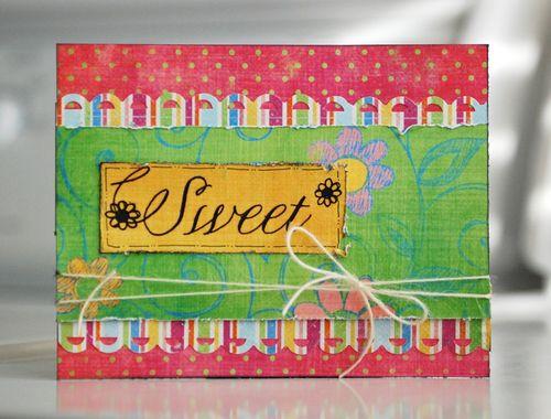 Brenda Sweet card