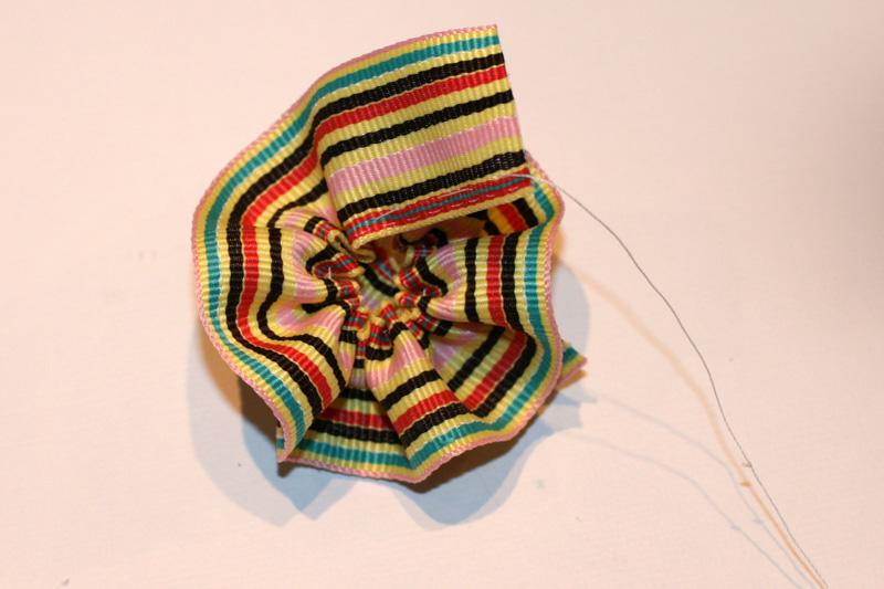 Ribbon Flower 3