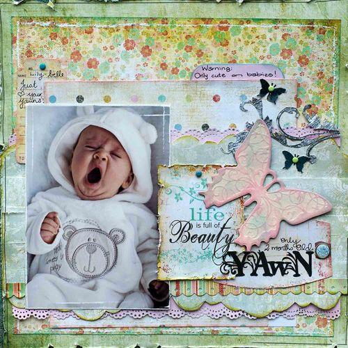 Jolene yawn