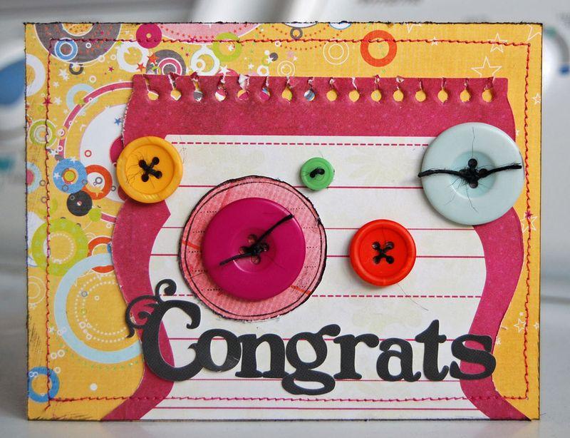 Brenda congrats