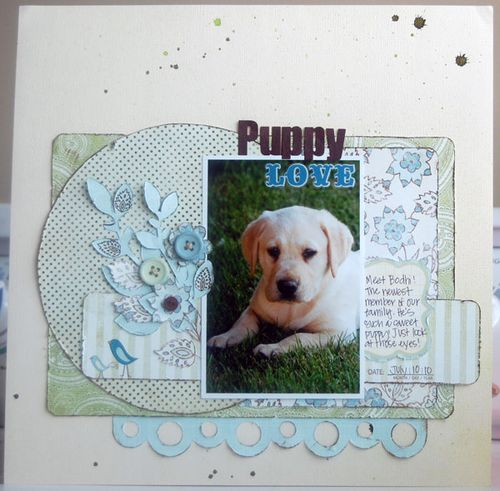 Brenda Puppy-love