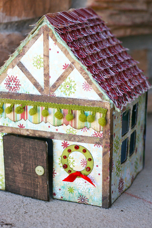 Ronda Gingerbread house 3