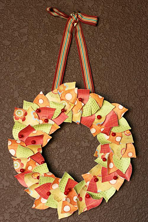 Fall Wreath 11