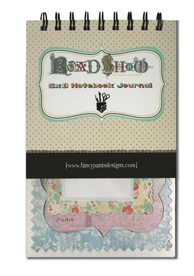 RoadShow Notebook Journal