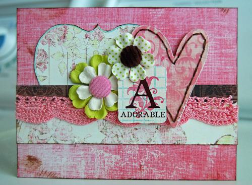 Brenda Adorable-card