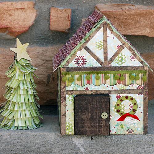 Ronda Gingerbread house
