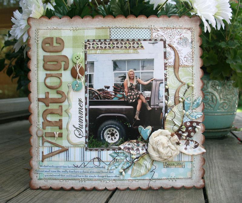 Vicki Vintage Summer