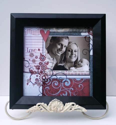 Love frame (family)