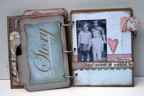 Family memories album p2