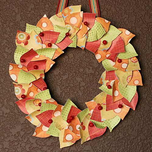 Fall Wreath 10