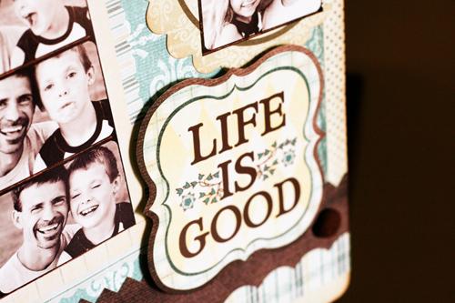 Life is Good clipboard 3 web
