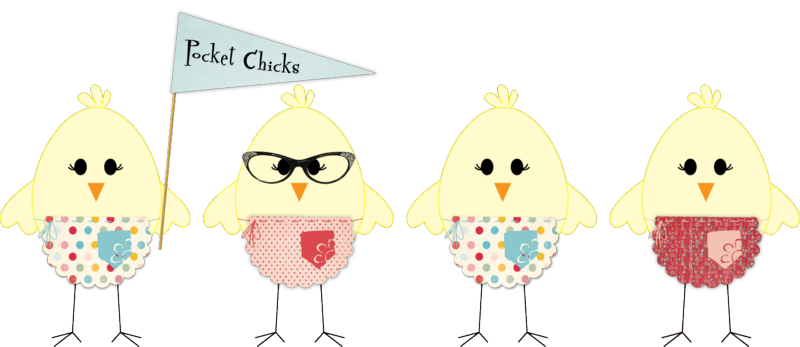 PocketChicksinarow
