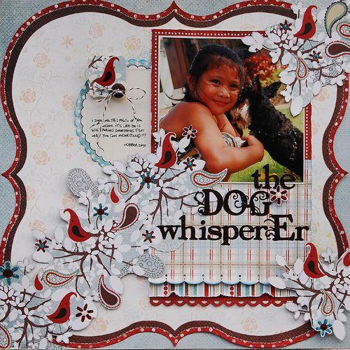 The dog whisperer by janis medina-maghinay