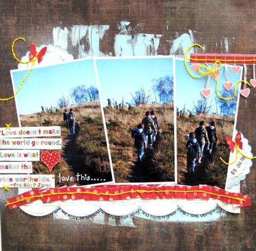 Love this - Lisa Saunders - Fancy this - 31st Jan