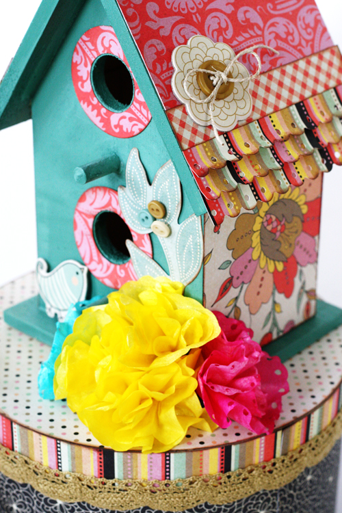 Greta Hammond little things birdhouse 2