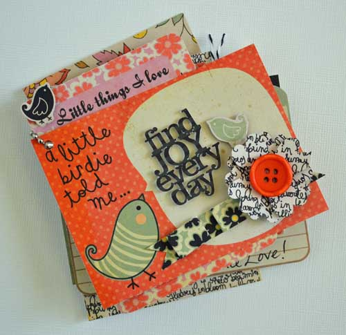 Guiseppa gubler find joy everyday mini book1
