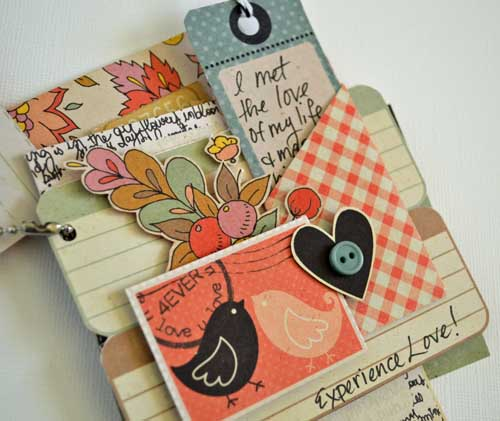 Guiseppa gubler find joy everyday mini book4