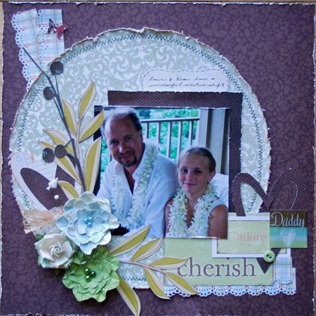 Heather Robertson's layout
