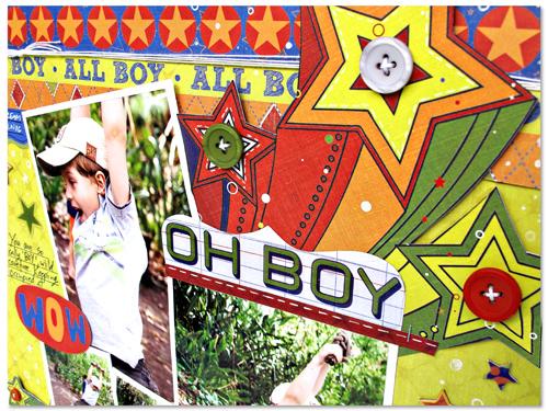 Kim Watson+Oh boy+Cls up