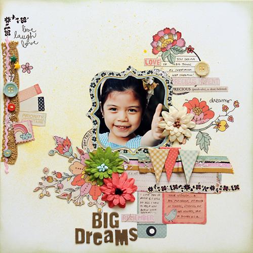 Iris Uy April 13 post Big Dreams