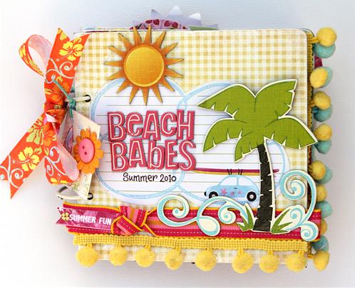 Beach babes cover