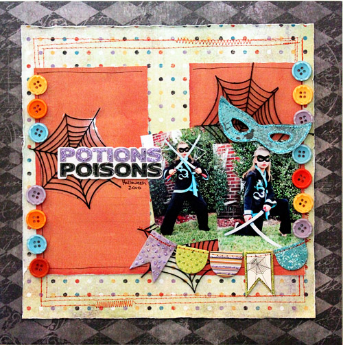 Potions and Poisions Trish Harwick 2