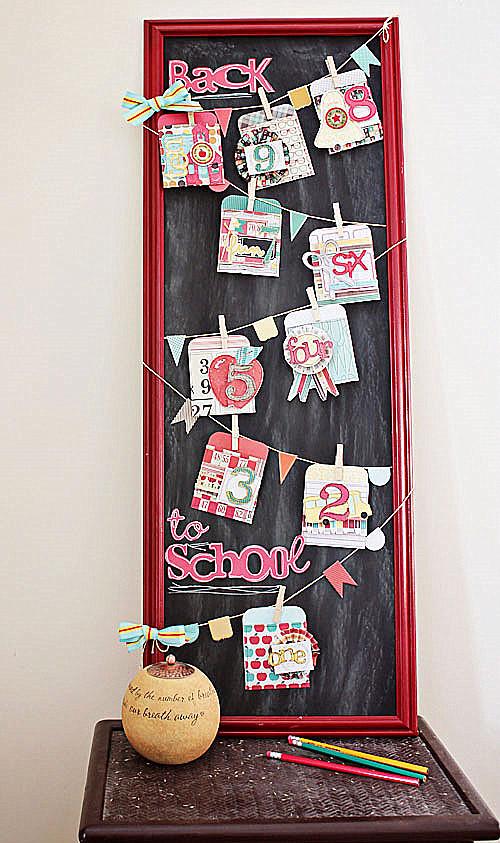School Countdown Calendar 3