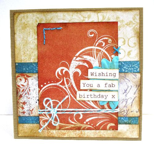 Lisa Saunders - World Card Making Day.- 3