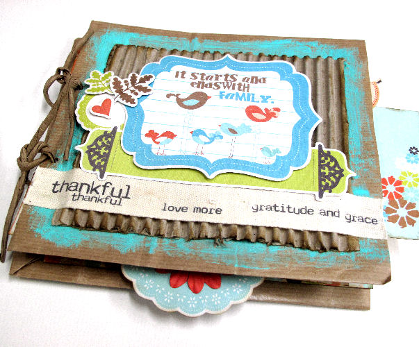 Lisa Saunders - Mini Book